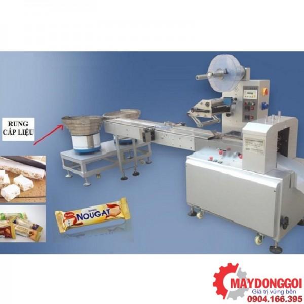 Máy đóng gói kẹo cấp liệu tự động